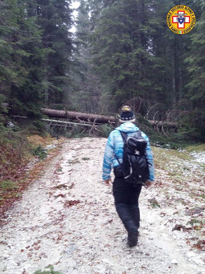 Soccorso alpino e speleologico Veneto - raccomandazioni