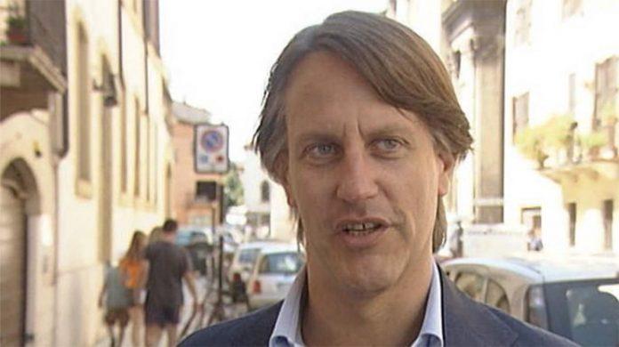 Stefano Fanini, responsabile area legale BluVolley Verona e consigliere di amministrazione di Lega Volley pallavolo