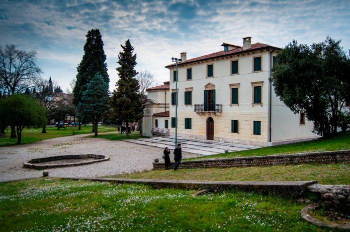 Villa Venier Sommacampagna sede archivio storico comunale