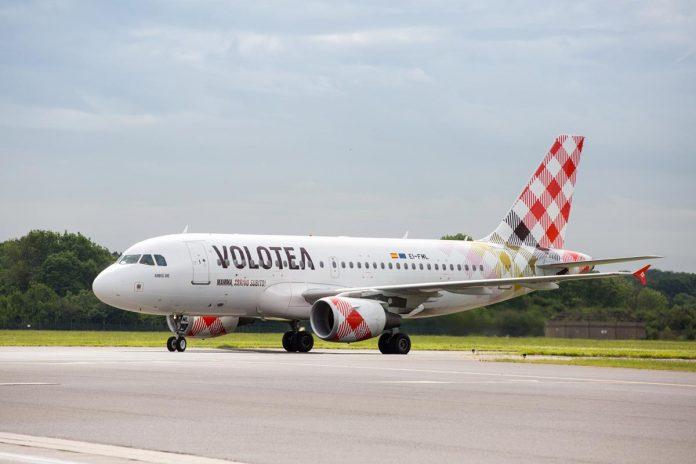 Volotea aeroporto catullo Verona