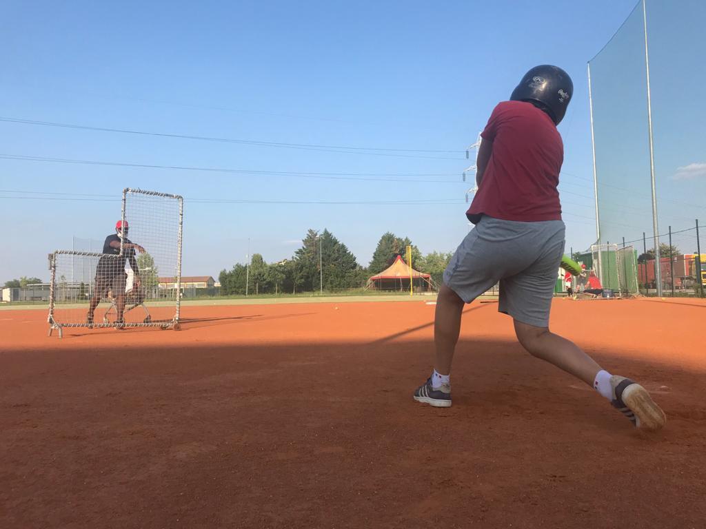 allenamenti Crazy Sambo - baseball softball