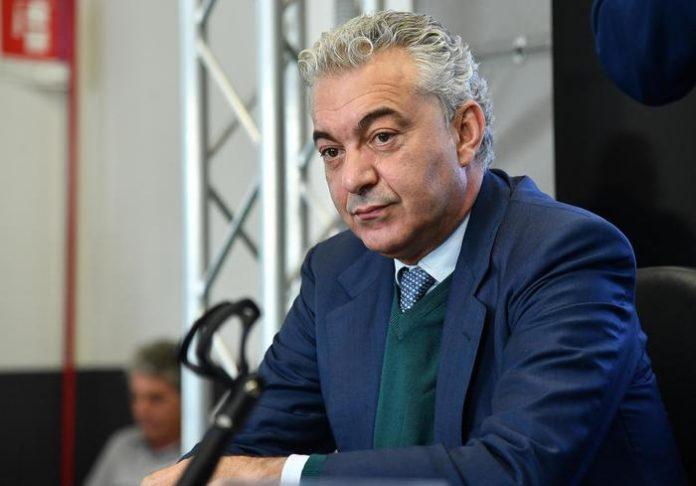 Commissario per l'emergenza Covid-19 Domenico Arcuri
