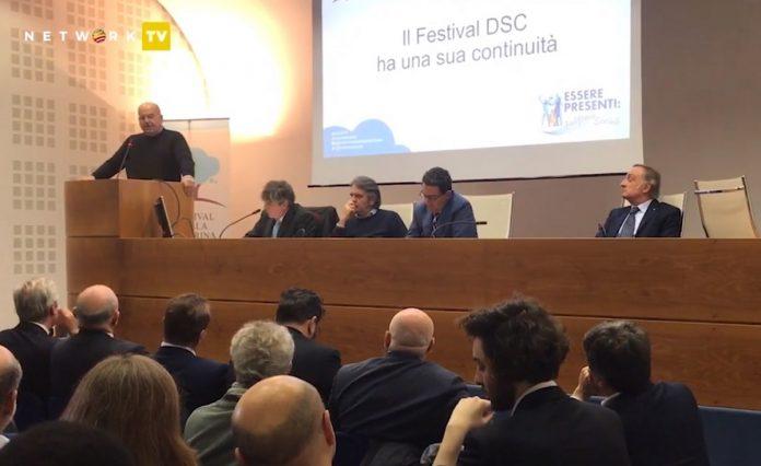 Incontro per la firma della Carta dei valori al Festival della dottrina sociale 2019