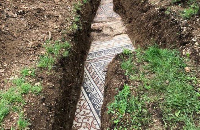 negrar villa romana vigna