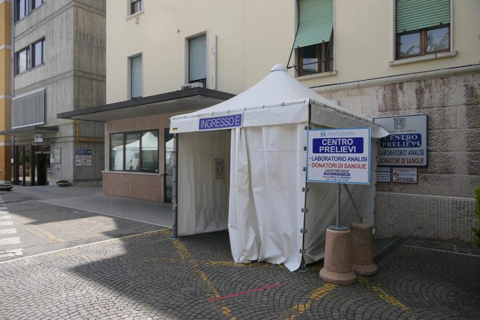 ospedale di negrar - laboratorio analisi sangue