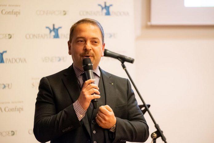 presidente Confapi Veneto - Manfredi Ravetto