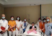 prima nata al Magalini di Villafranca ospedale