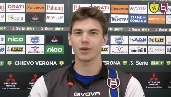 Adrian Semper ChievoVerona