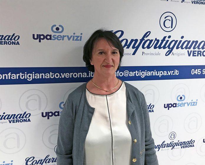 Elena Favero - Presidente Confartigianato Donne Impresa Verona