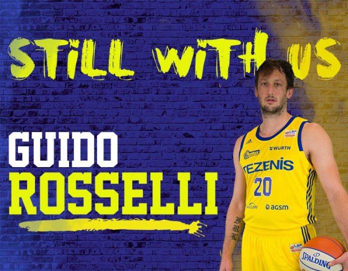 Guido Rosselli Scaligera Basket Verona