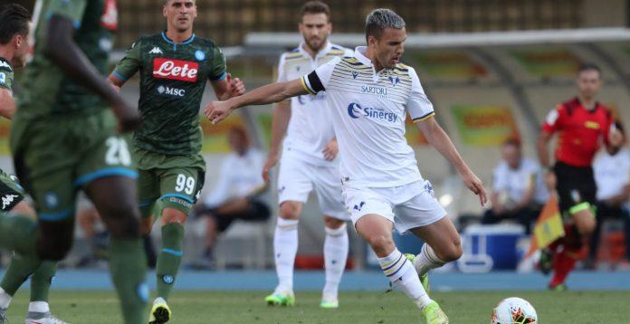 Hellas Verona Napoli
