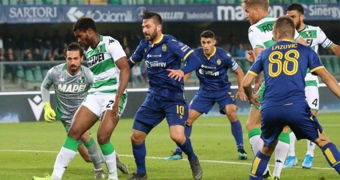Hellas Verona Sassuolo