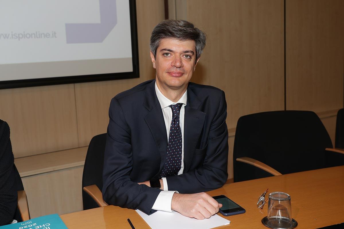 IMAGO ECONOMICA 2020 - Marco Sesana Ceo Generali Italia