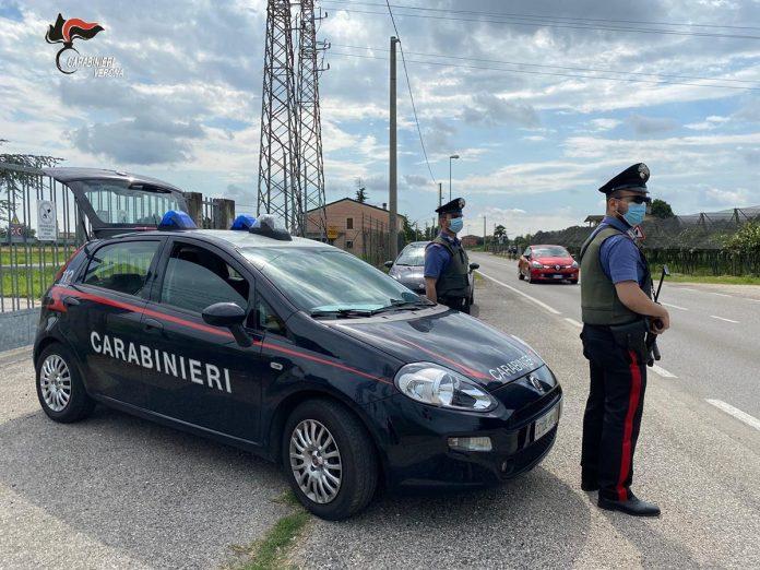 carabinieri villafranca san giovanni lupatoto stupefacenti