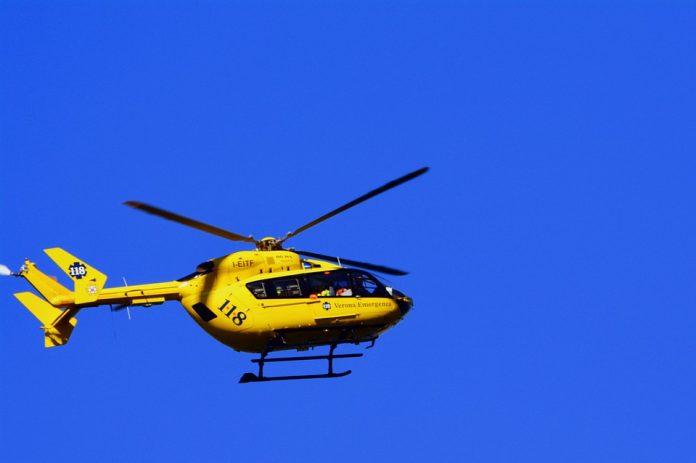 elicottero 118 verona