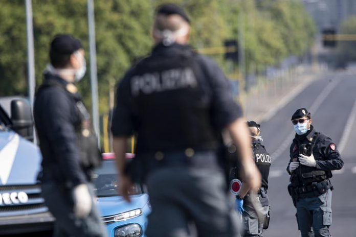 ndrangheta verona polizia