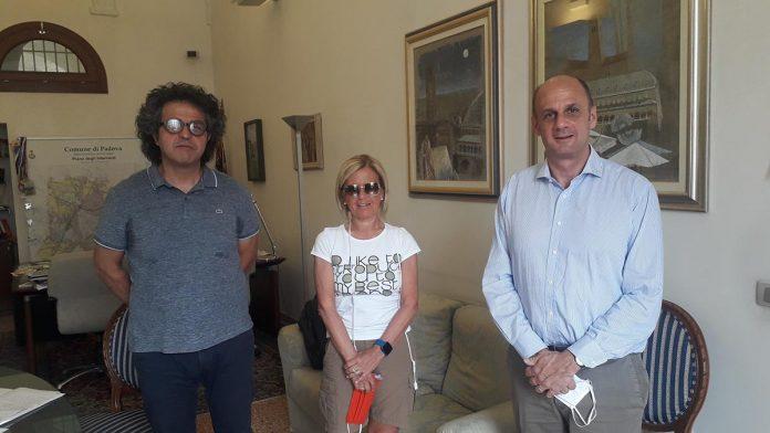 Anief Veneto incontra Lorenzoni - Del Prete, Fusinato, Lorenzoni