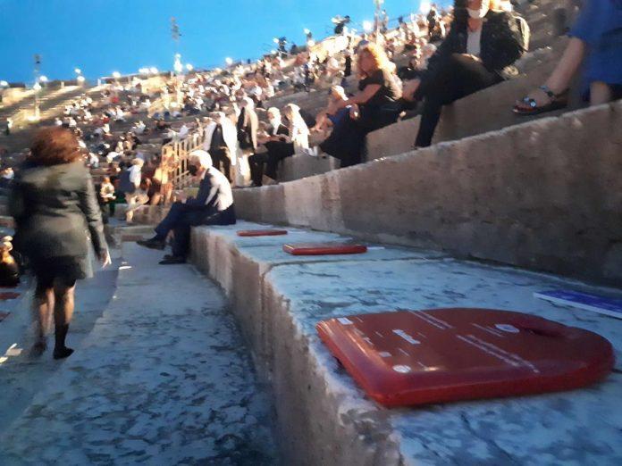 Arena prima 2020 - Il cuore italiano della musica
