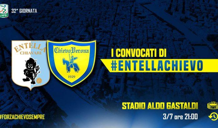Virtus Entella Chievo Verona