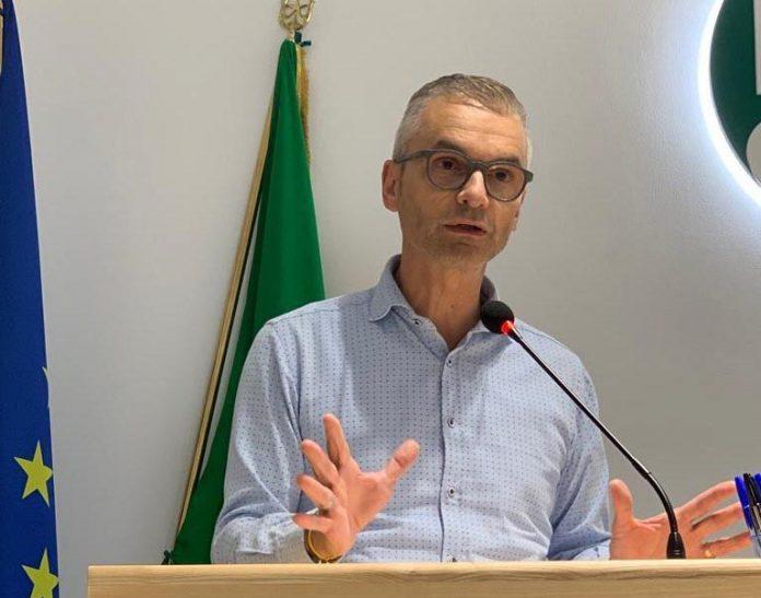 Giampaolo Veghini, segretario generale Cisl Verona