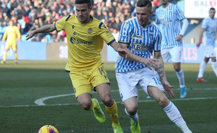 Hellas Verona Spal