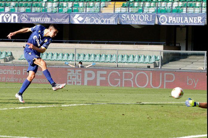 Matteo Pessina Hellas Verona Atalanta