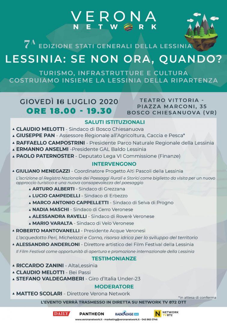 Stati Generali della Lessinia 2020