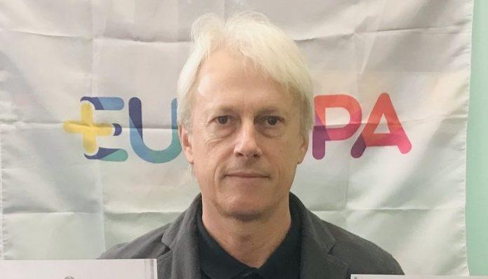 Giorgio Pasetto, ex coordinatore +Europa Verona