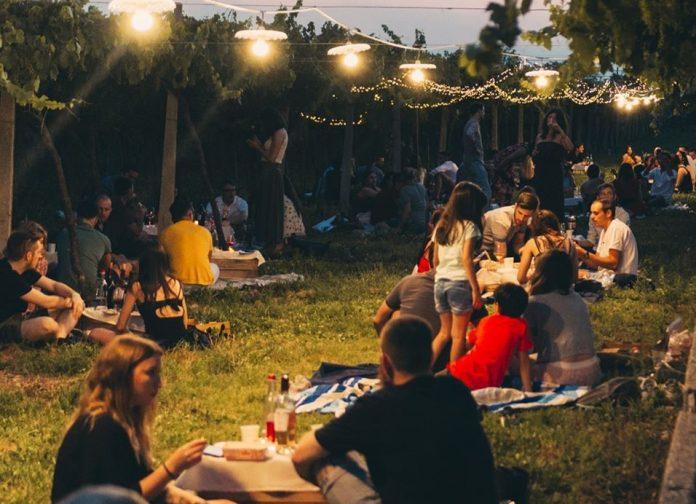 picnic InVigna