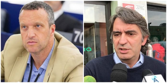 Flavio Tosi e Federico Sboarina