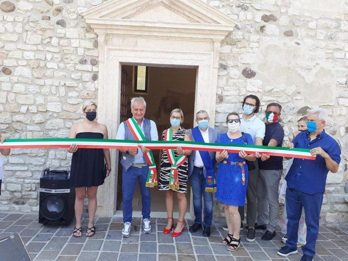 Inaugurazione restauro della chiesetta San Nicolò Lazise