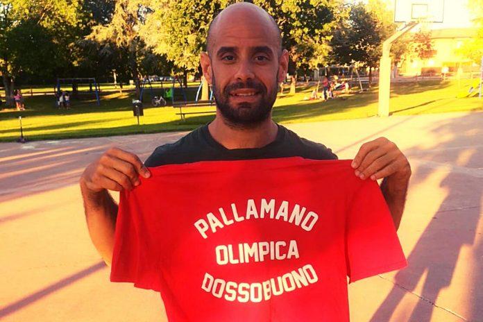 Michele Zattarin Venplast Pallamano Olimpica Dossobuono
