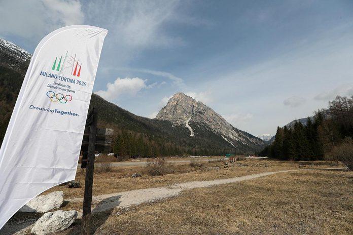 Milano-Cortina olimpiadi infrastrutture