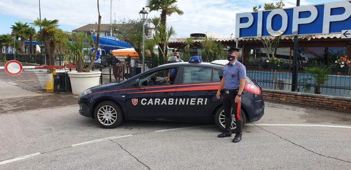 carabinieri peschiera