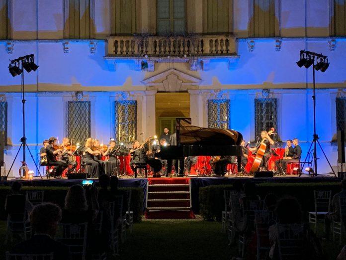 concerto mozzecane Villa Vecelli Cavriani