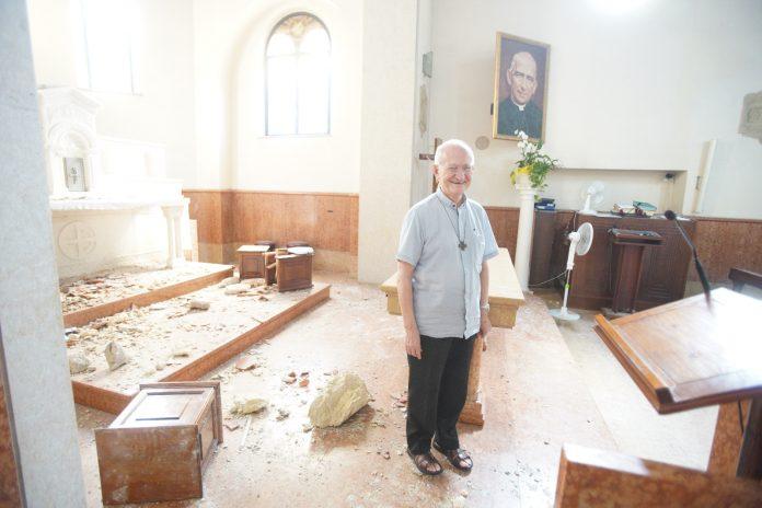 don pasini chiesa san zeno