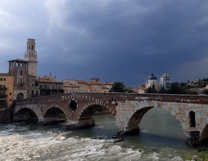 maltempo temporale Verona temporali