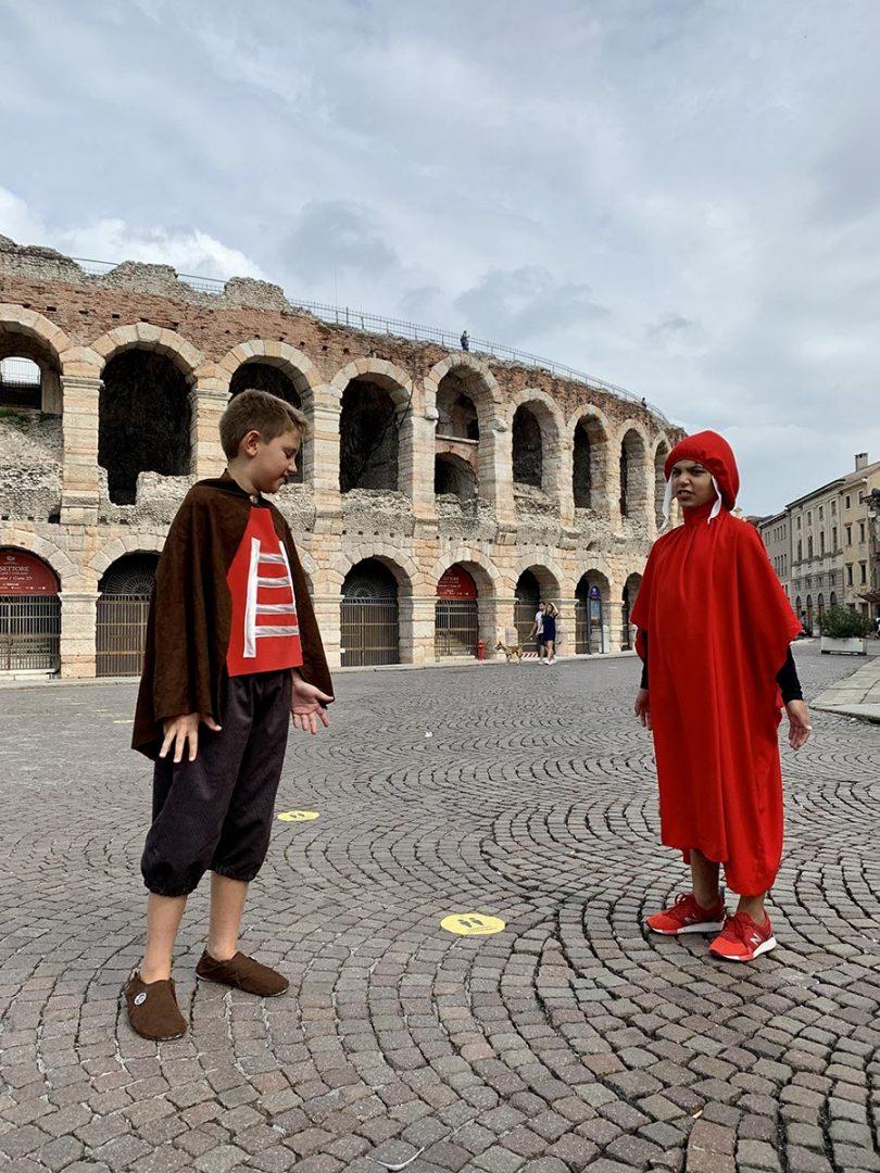 Dante a Verona Le Falie