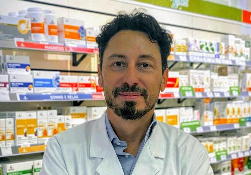 Andrea Bellon, presidente Federfarma Veneto