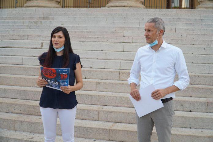 Anna Benedetti - Filippo Rando - conferenza Ecco perché canto