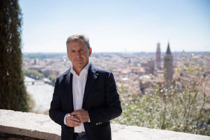 Claudio Melotti, coordinatore provinciale di Forza Italia.