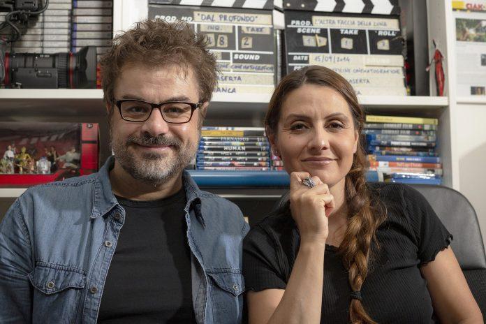 Luca Caserta ed Elisa Bertato