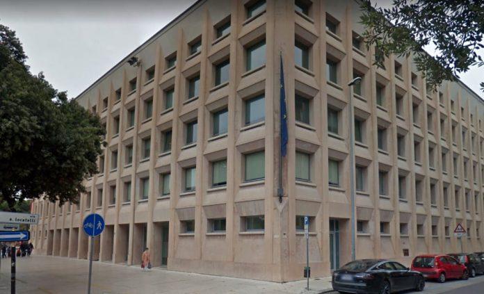 La Camera di Commercio di Verona.