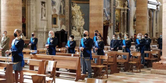 celebrazione polizia San Michele Arcangelo
