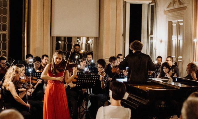 concerto 28 agosto Villa Vecelli (foto Paolella)
