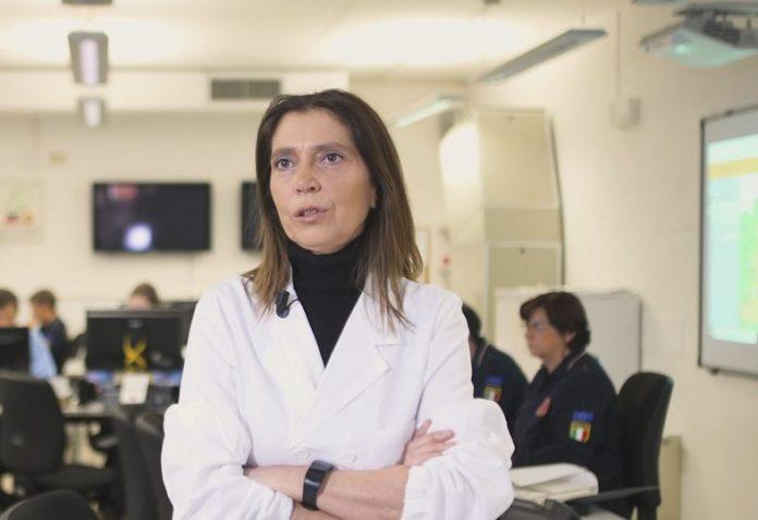 Evelina Tacconelli Università di Verona Covid-19 Coronavirus