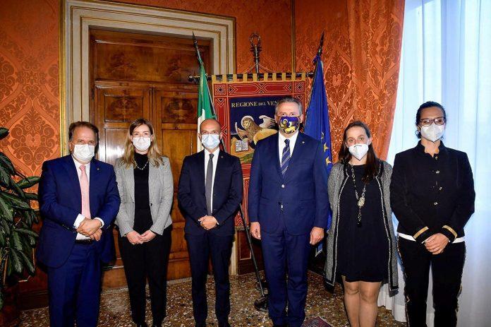 Consiglio regionale del Veneto segreteria di presidenza