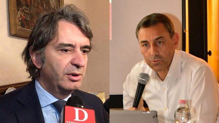 Federico Sboarina e Vincenzo D'Arienzo concessione a22