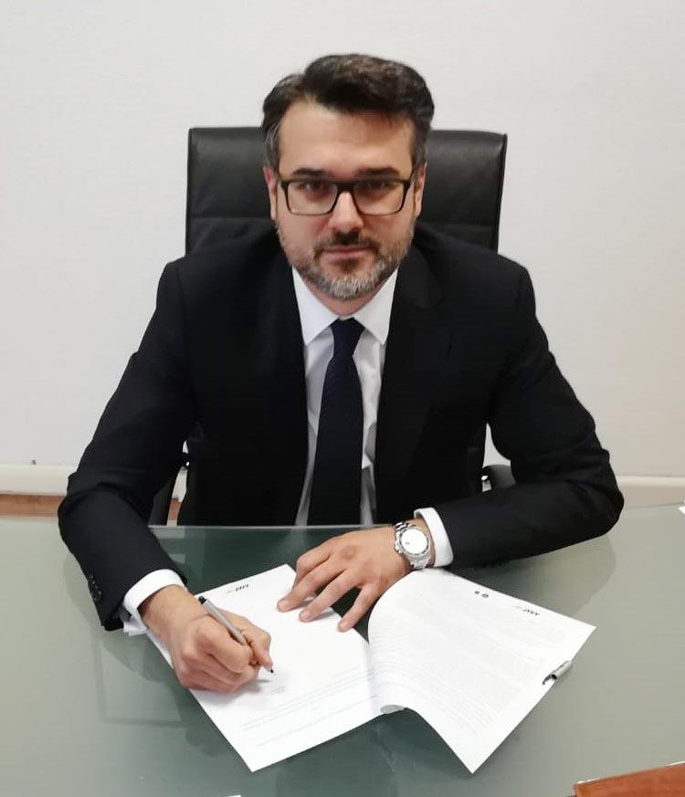 Presidente di Amt Francesco Barini