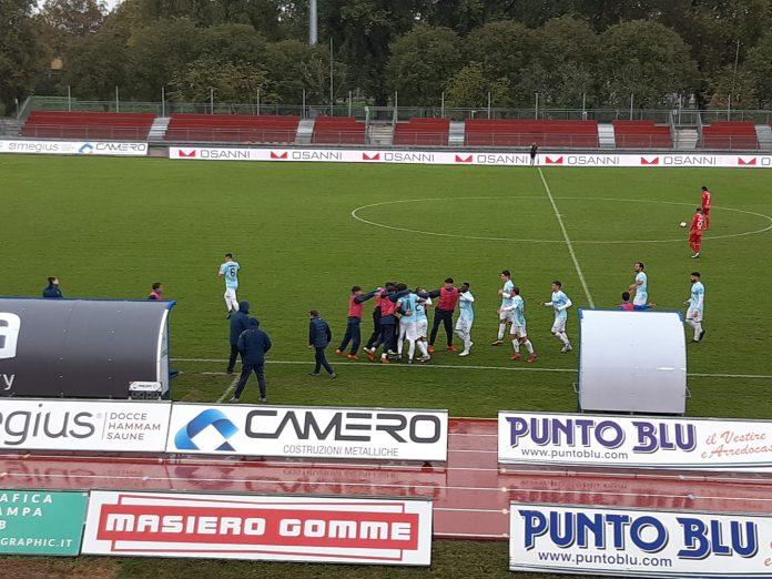 Legnago Salus-Triestina 3-0